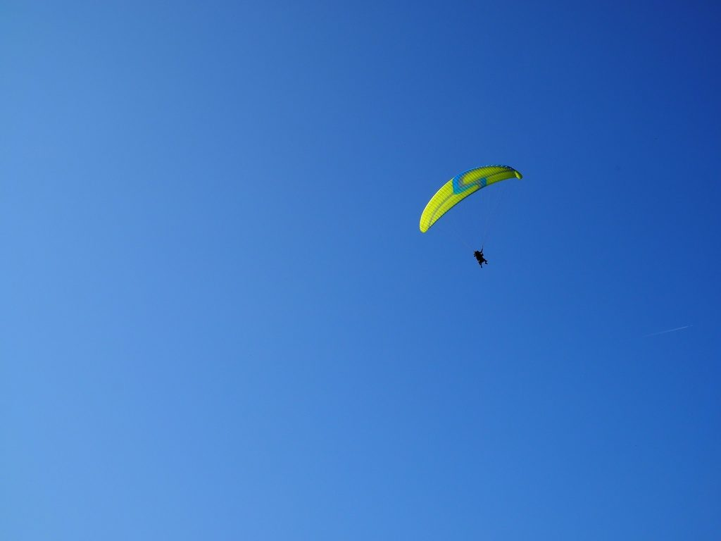 biplace parapente annecy